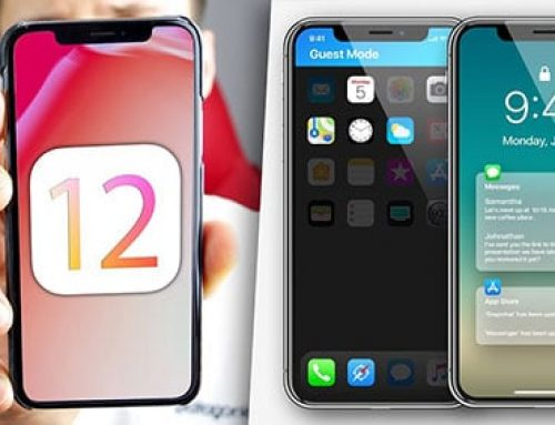 New Apple iOS12 security features