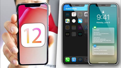 Apple iOS12 security features